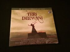Brand-new! Shafqat Amanat Ali Teri Deewani (Sufi  Pop Songs  Indian CD 2007