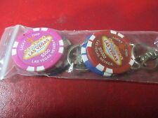 Las Vegas Advertising Poker Chips X 5