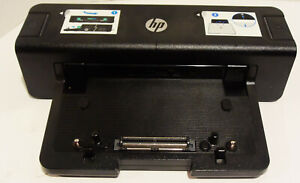 HP A7E34UT#ABA 230W ProBook EliteBook Dock Docking Station Port Replicator