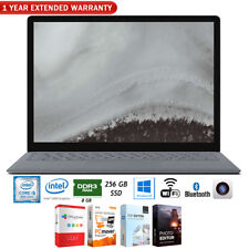"Microsoft Surface 2 13.5"" Intel i5-8250U 8/256GB Laptop + Extended Warranty Pack"