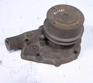 Water pump Hyster H80C Continental F600K519