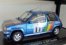 Modellini statici di auto da corsa NOREV Scala 1:18 per Renault