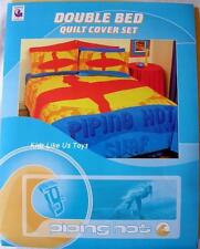 ~ Piping Hot - DOONA DOUBLE SURFING QUILT DUVET COVER SET