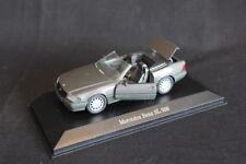 Schabak Mercedes-Benz 500 SL 1:43 grey (JS)