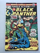 Jungle Action (1972 Marvel) #7