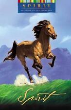 Spirit: Stallion of the Cimarron Novel (Dreamworks)-ExLibrary