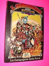 LA COMPAGNIA DELLA FORCA SERIE COMPLETA 1 / 19 Geis 1977 gadget ottima Magnus