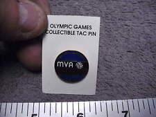 MVA  Manitoba VollyBall Association Hat / lapel Pin