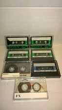 SONY USED USED CASSETTE TAPES