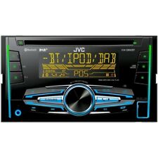Autoradio JVC KW-DB92BT 2-DIN DAB+ CD MP3 USB Aux Freisprecheinrichtung