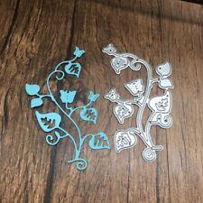 Branch Flower Embossing Metal Steel Cutting Dies Stencils DIY Scrapbooking Craft