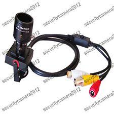 2.8-12mm Manual ZOOM Lens Sony Effio-E 700TVL A/V OSD Security CCTV camera MIC