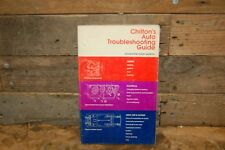 Chilton's Auto Troubleshooting Guide Chilton 1973 5745
