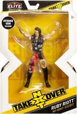 WWE Mattel Ruby Riott NXT Takeover Series 4 Exclusive Elite Series Figure