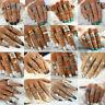 Boho Retro Women Silver Elephant Turquoise Finger Rings Punk Ring Jewelry