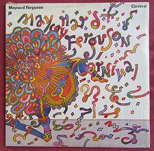 MAYNARD FERGUSON  LP ORIG ITA  CARNIVAL