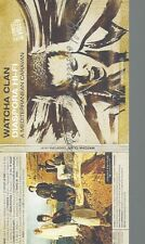 CD--WATCHA CLAN--DIASPORA HI-FI-A MEDITERRANEAN CARAVAN