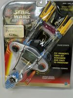 """Star Wars Episode 1  """"Podracer Game"""" NEW Hasbro 1999 Electronic Hand-held Game"""