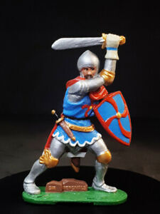 54mm Lone Star Metalllions. Sir Percival Knight of the Round Table. Hand Painted