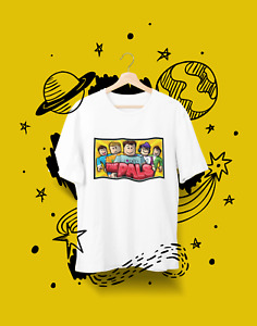 The Pals  ROBLOX T Shirt XBOX PS4 GAMER Gamers. Denis Alex, Sketch Gift Top