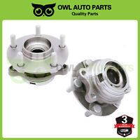 Pair of 2 Front Wheel Bearing Hubs Fit 2004 - 2009 Nissan Quest 2003-2007 Murano