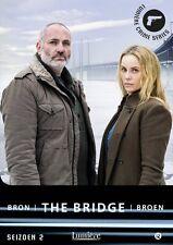 THE BRIDGE : COMPLETE SEIZOEN 2 -  nieuw - 5 DVD BOX SET sealed