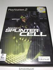 Tom Clancy's Splinter Cell PS2 PAL *Complete*