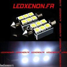2 AMPOULE LED PLAQUE D'IMMATRICULATION BLANC ANTI ERREUR BMW X5 E53 DE 1999-2006