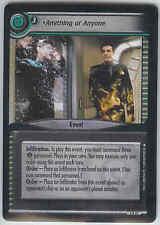 Star Trek Ccg Necessary Evil 4R37 Anything o Anyone