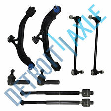 New 8pc Complete Front Lower Control Arms & Suspension Kit for Dodge Caravan