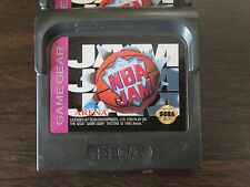 NBA Jam (1994)  (Game Gear, 1994) Professionally cleaned and tested