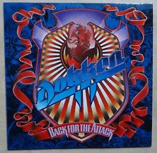 VINYLE 33 TOURS DOKKEN BACK FOR THE ATTACK 9607351 ELKTRA GER 1987 LP INSERT