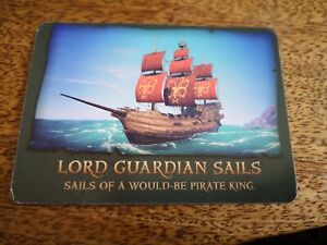 Lord Guardian Sails For Sea Of Thieves Xbox Pc Download Code