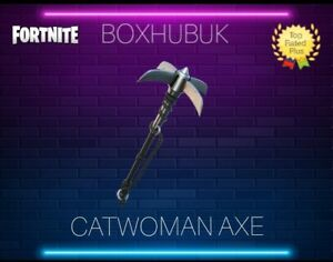 Fortnite - CatWoman Grappling Claw Pickaxe Epic Games CD Key Code All Platforms