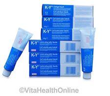 Crema K-Y LUBRICANTE PERSONAL Estéril Jelly / Gel GRANDE PACK 82 G (paquete de