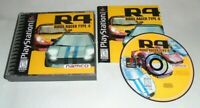 """R4: Ridge Racer Type 4 COMPLETE GAME for your Playstation PS1 PS2 system """"E"""""""