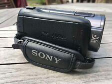 Camescope numérique HD SONY HDR-XR500