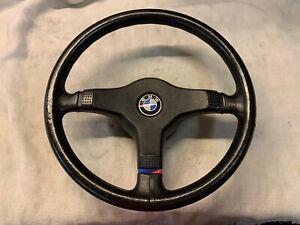 BMW M-Technik 1 Lenkrad  E30 E34 E32 E24 Z1  KBA 70074
