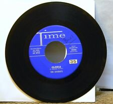 THE CHARIOTS GLORIA / A SUNDAY MORNING LOVE 45 RPM RECORD