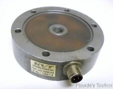 Used KVT LC-1000-04 Pressure Transducer, Serial 16614