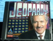 JEOPARDY & WHEEL OF FORTUNE games on CD-ROM (1998) for Windows 95 & 98 vintage