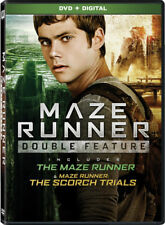Maze Runner: Double Feature [New DVD] 2 Pack, Ac-3/Dolby Digital, Dolby, Dubbe