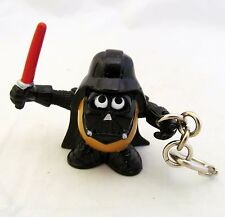 Mr Potato Head Figure Keychain Key Chain Star Wars Darth Vader Halloween Costume