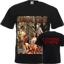 """NEW T-SHIRT """" CANNIBAL CORPSE The Wretched Spawn """" DTG PRINTED TEE- S - 7XL"""