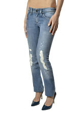 DIESEL jeans donna - effetto vintage - made in ITALY