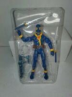 """Marvel Legends Deadpool Blue Costume 6"""" No BAF Piece X-Men X-Force Opened"""