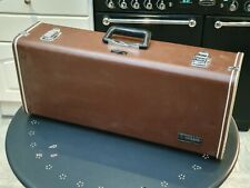 More details for yamaha alto saxophone case,beige, upcycle, theatre prop