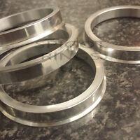 Spigot Rings 72.6 - 74.1 Forged Aluminium Metal BMW 1/3/5/7 series e39 to e60