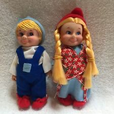 "HANZEL AND GRETEL 5"" DOLLS"