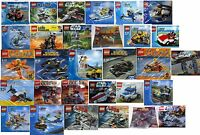 LEGO PROMO POLY BAG SETS ALIEN CONQUEST,CHIMA,CITY,CREATOR,FRIIEND & MANY MORE 1